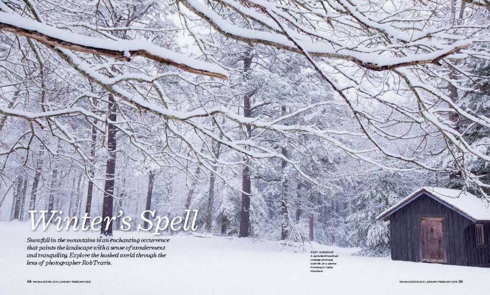 descriptive essay winter season