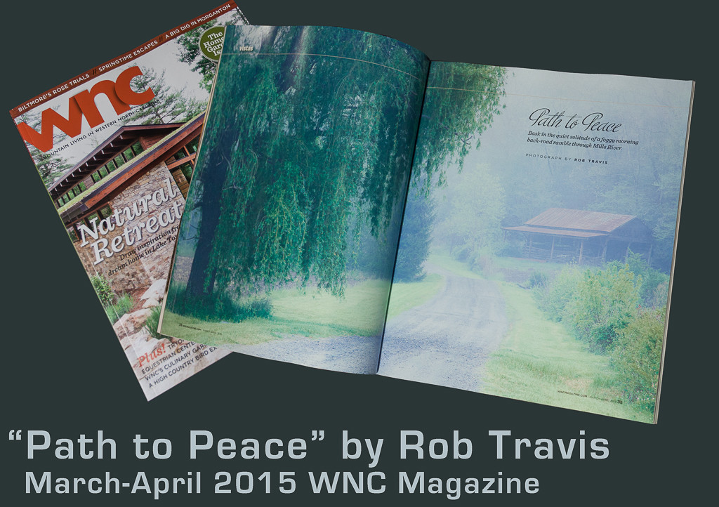 Published! Mar-Apr 2015 WNC Magazine