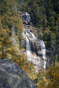 Whitewater Falls Indian Summer
