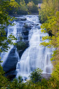 High Falls, DuPont State Forest