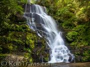 Eastatoe Falls, Wide version