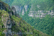 Linville Gorge - Chimney Structure