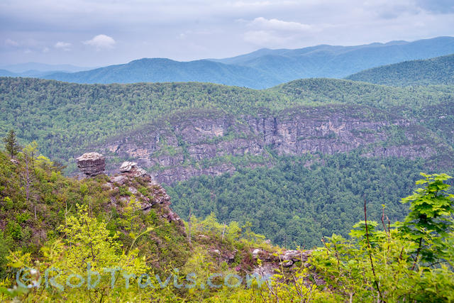 Linville Gorge Afternoon
