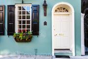 Charleston Doorway