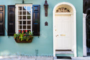 Charleston Doorway