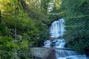 Connestee Falls, Horizontal