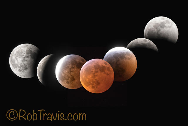 Super Blood Wolf Moon Composite, 1-20-19