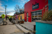 River Arts District in Asheville - Sunny Side