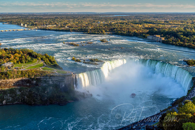 Horseshoe Falls from Skylon Tower _DSC0023