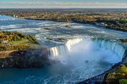 Horseshoe Falls from Skylon Tower _DSC0023