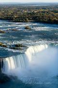 Horseshoe Falls from Skylon Tower Vertical