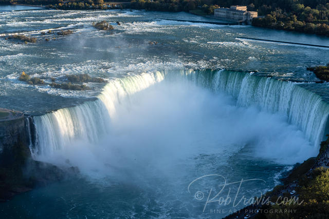 Horseshoe Falls from Skylon Tower ll _DSC0034