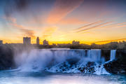 American Falls Morning Horizontal _DSC0597