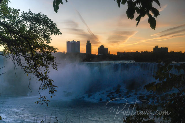 American Falls Morning Horizontal ll _DSC0628