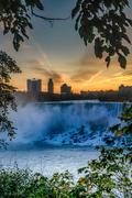 American Falls Morning ll _DSC0674
