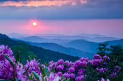 Roan Mountain Sunset ll