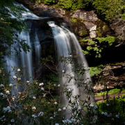 Dry Falls July