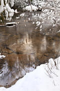 Winter by Little River