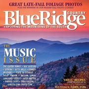 Blue Ridge Country Magazine 12-2012 Cover
