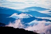 Blue Ridge Ridges