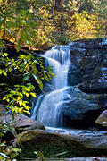 Falls at Cedar Rock Creek