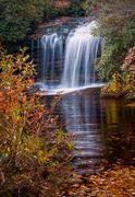 Schoolhouse Falls, Panthertown NC