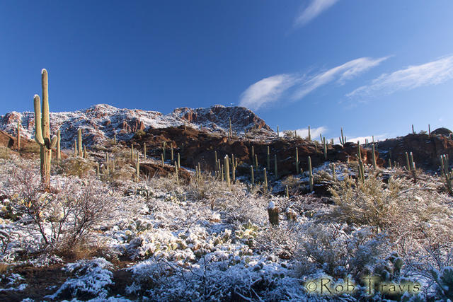 Gate's Pass, Tucson