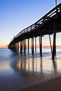 Nags Head Pier at Sunrise