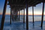 Pier, Under Nags Head Pier