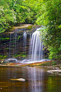 Schoolhouse Falls, Panthertown NC