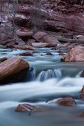 Virgin River Cascades