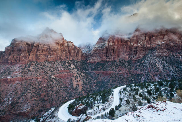 Zion View