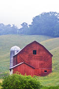 Red Barn, Burnesville, NC