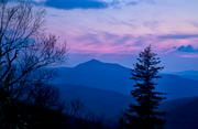 Cold Mountain Dusk
