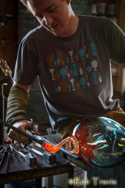 Master Craftsman at Work