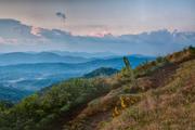 Max Patch, Appalachian Trail