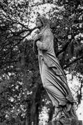 Bethany Cemetery. Lifting off...