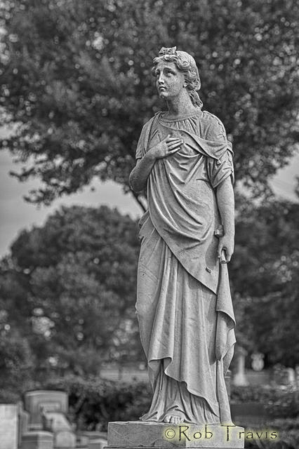 St. Lawrence Cemetery.
