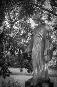 Magnolia Cemetery.