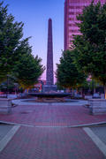 Vance Monument l