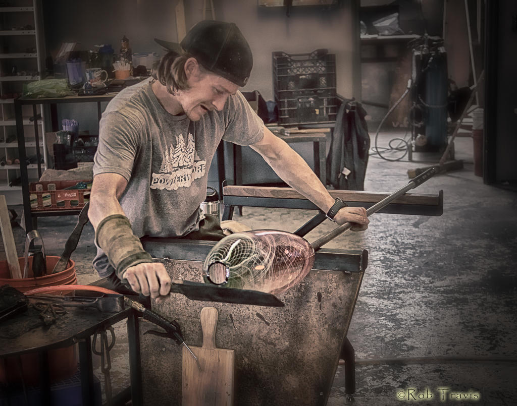 Lexington Glassworks - Billy Guilford