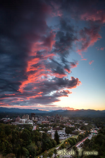 Asheville Evening