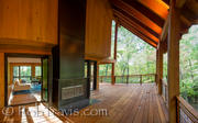Right and Front Corner Deck Pano